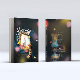 روی جلد کتاب در حصار زینب